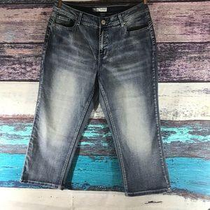 Cato Capri Jeans Size 16